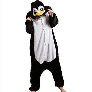 Costumes - Penguin Onesie Pajamas